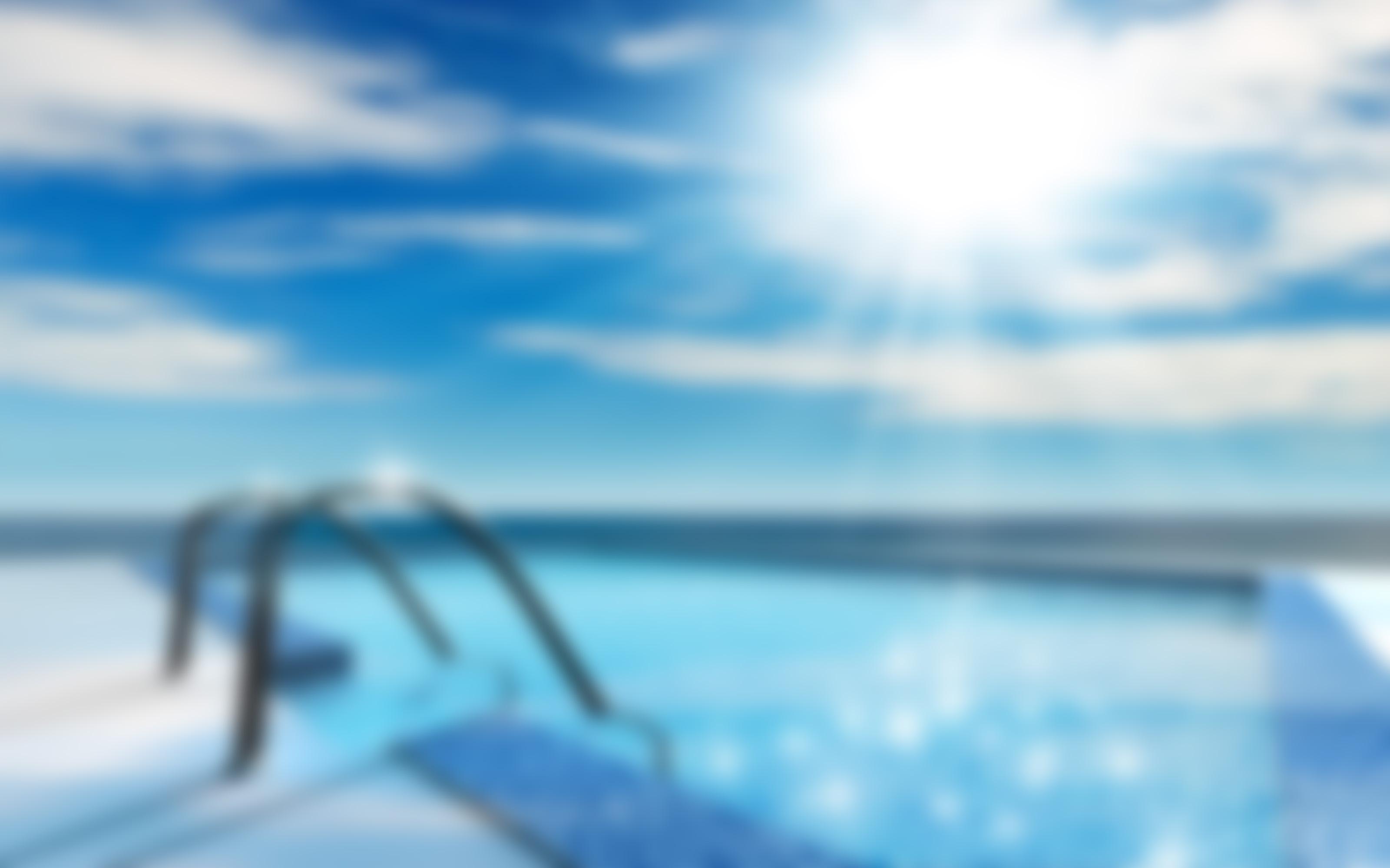 immagine di sfondo delle slide del sito di Aquatico, rappresenta una piscina